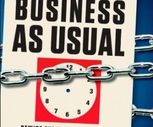 Recensione: End of business as usual