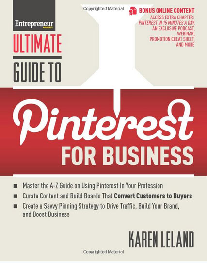 Recensione Ultimate Guide Pinterest for Business
