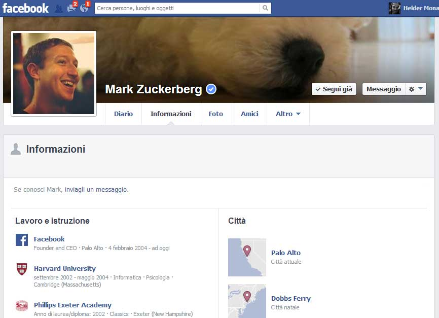 Personal Branding: consigli pratici per il profilo facebook prima del colloquio di lavoro