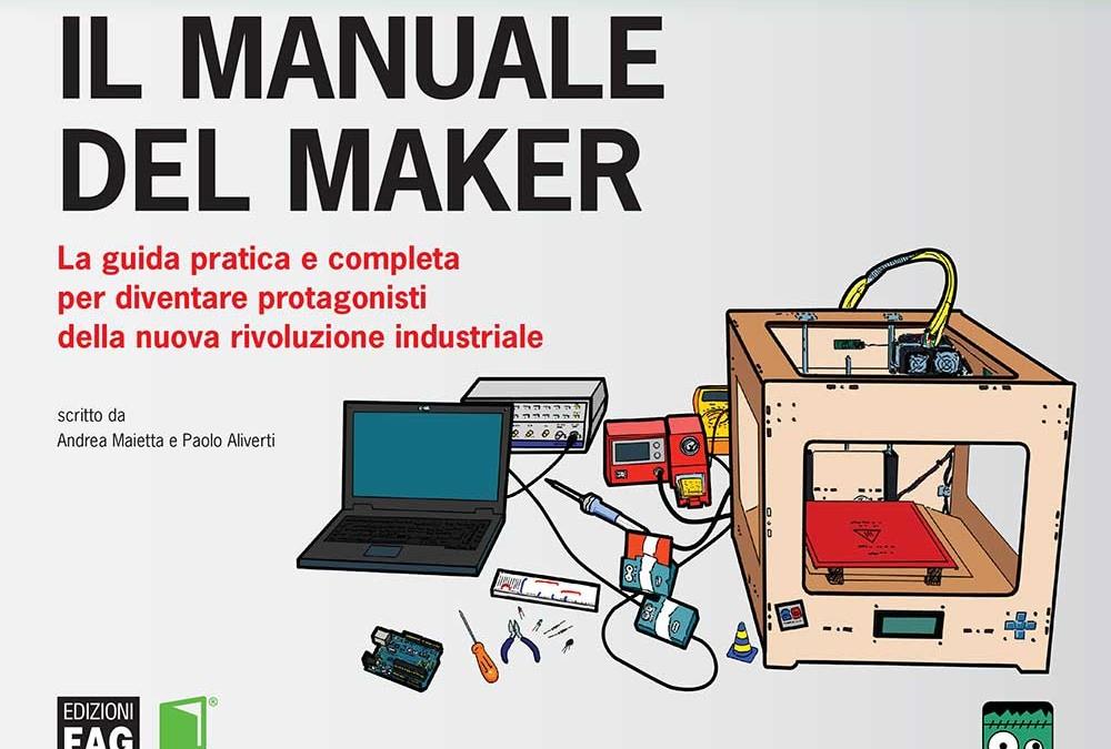 Recensione: il manuale del maker