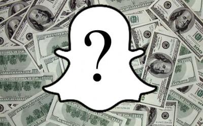 Snapchat: un'ipotesi su quanto potrebbe valere per Facebook