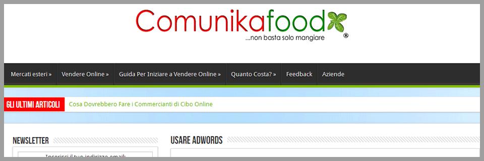 5 link da comunikafood