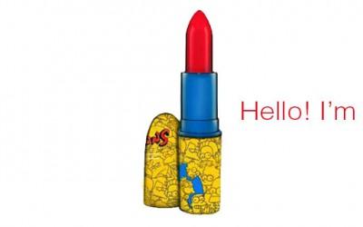 Mac cosmetics, i Simpsons e il terremoto che non ti aspetti.