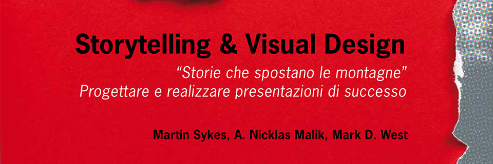 Recensione libro story telling visual design lol marketing - Fahouse a story telling architecture ...