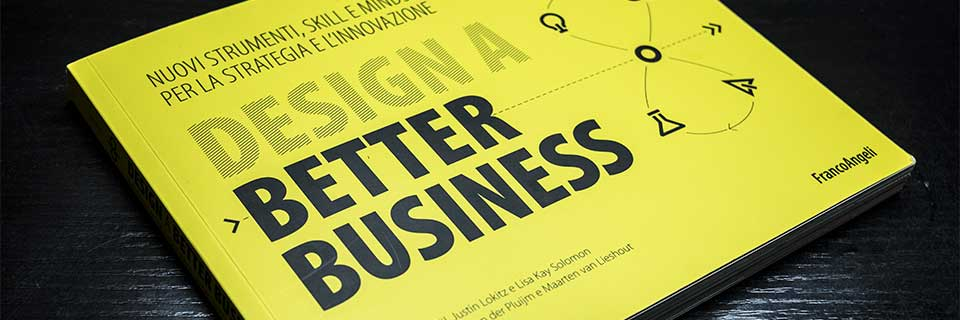 Recensione libro: Design Better Business