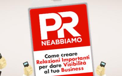 Consigli sulla gestione delle PR da parte di PRneabbiamo