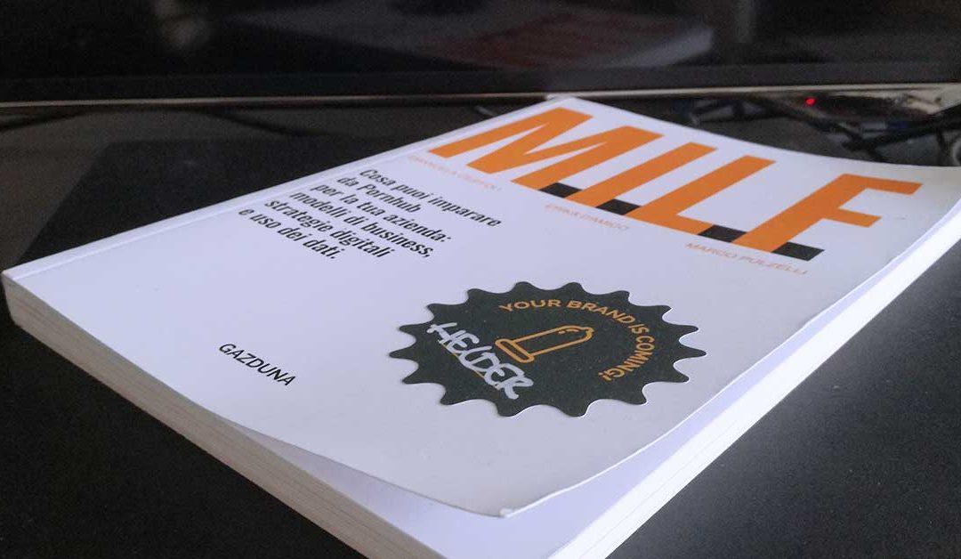 Milf il libro che spiega il marketing con il porno