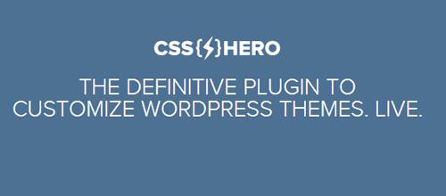 Css Hero e il web in analogico