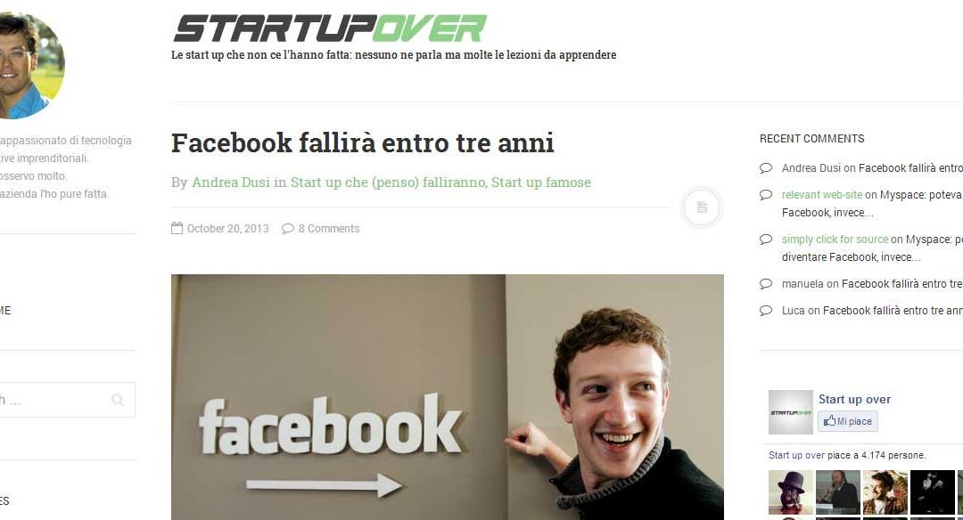 5 link da startupover
