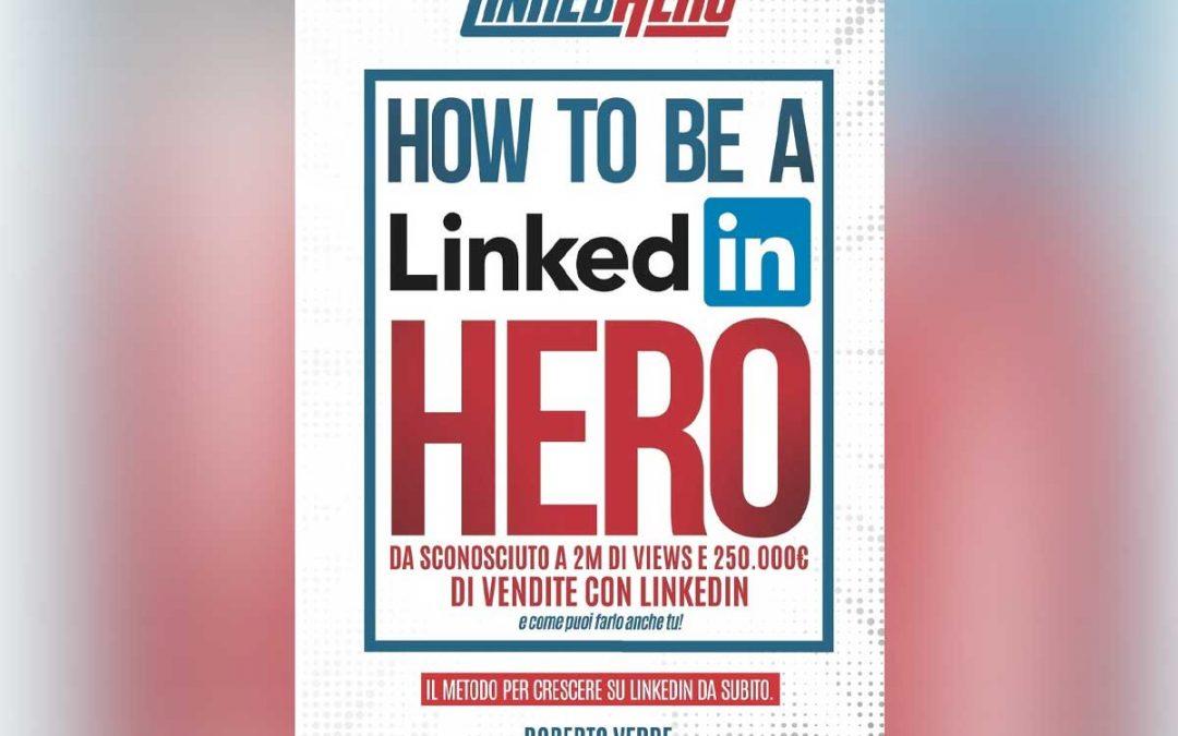 Recensione libro Linkedin Hero