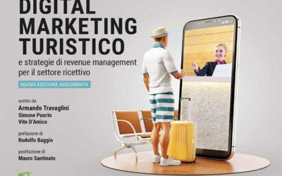 Recensione Libro Digital marketing turistico e strategie di revenue management per il settore ricettivo